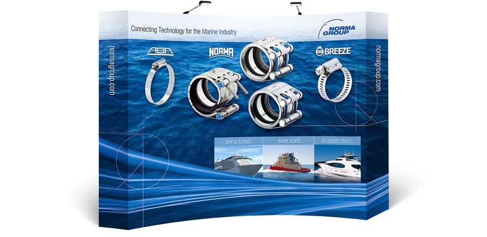 Norma Marine Display