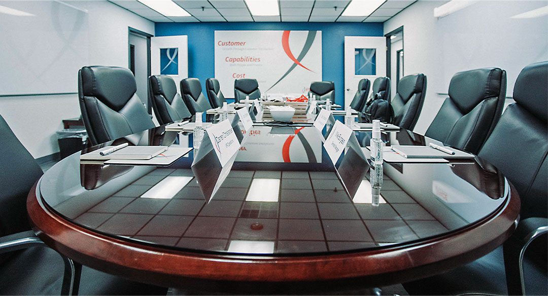 Pace Boardroom