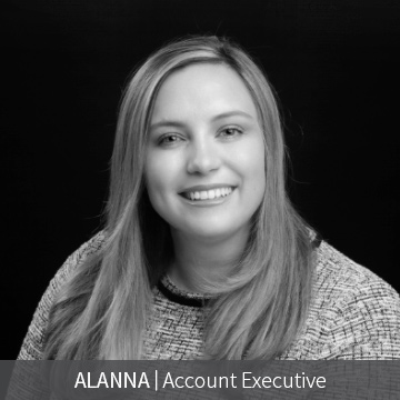 Alanna Donahue - Account Executive