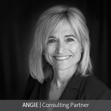 Angie Wagner - Consulting Partner
