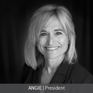 Angie Wagner - R.J. Conlin President