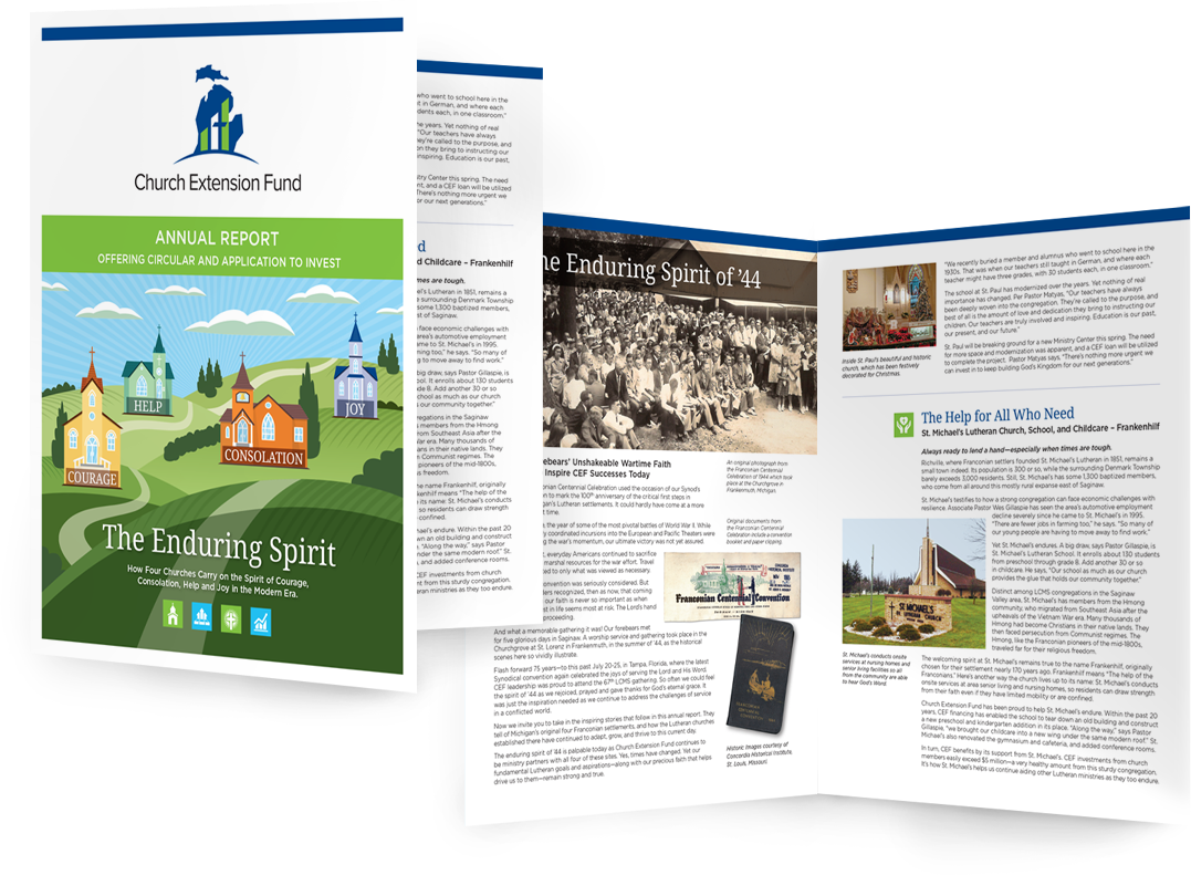 CEF Annual Report