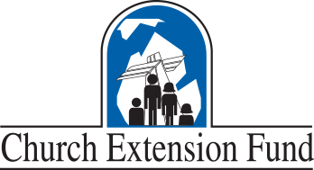 The Church Extension Fund of Michigan Old Logo