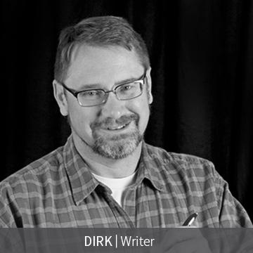 Dirk Fischbach - Writer