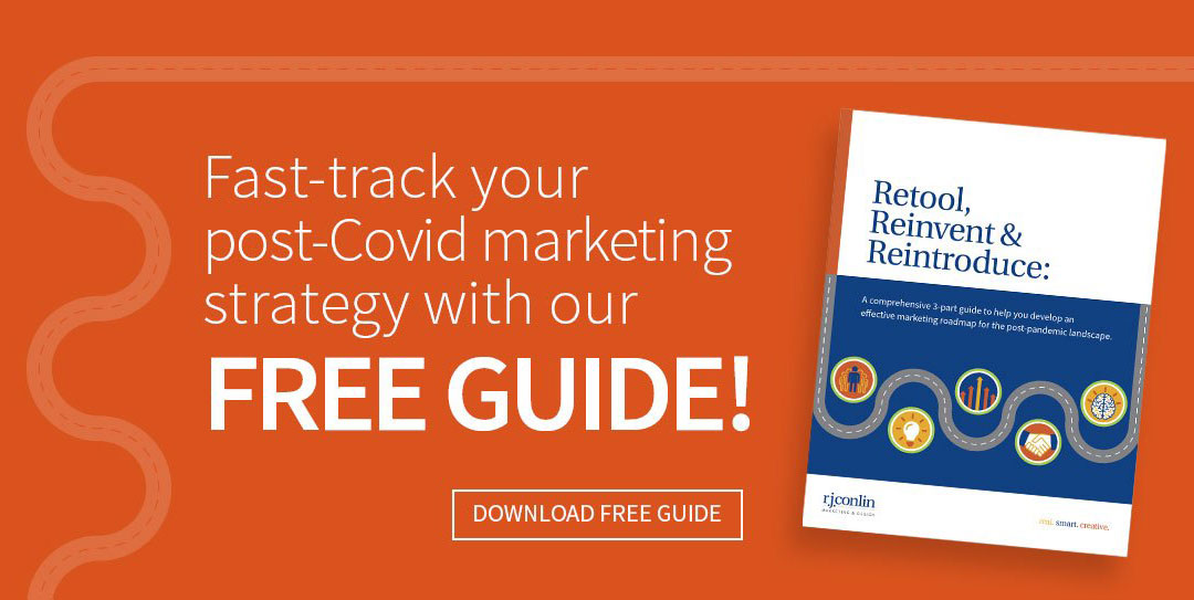 Fast-track your post-covid marketing strategy with our free guide. Get the free guide