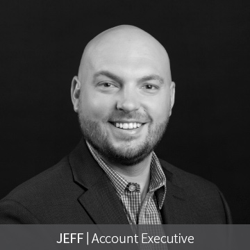 Jeff Wilson - Account Executive
