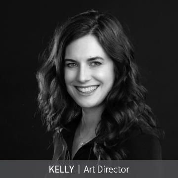 Kelly Zorn - Art Director