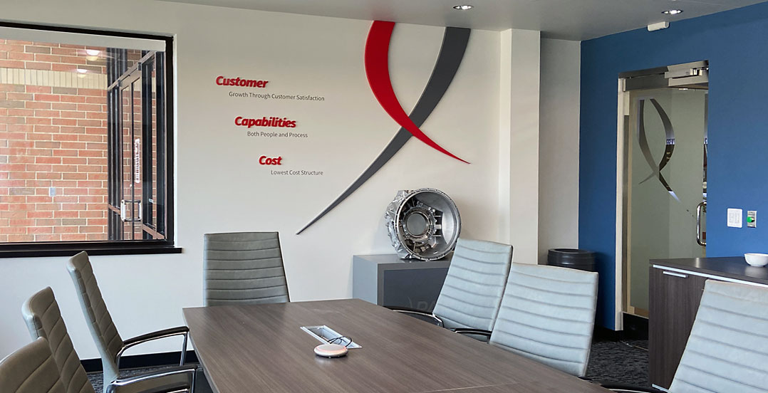 Pace Novi Conference Room Wall Art