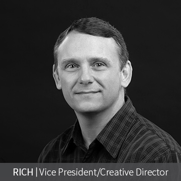 Richard Rae - Creative Director